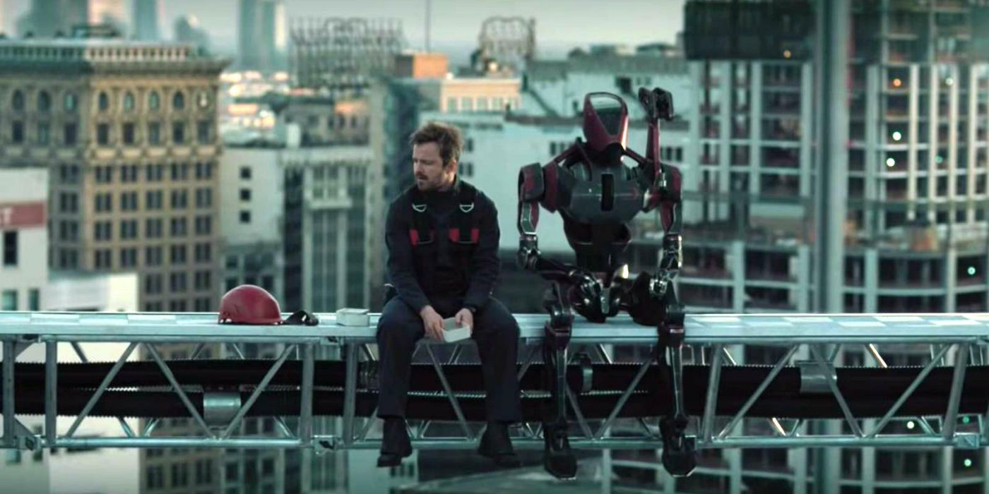 Westworld Season 3 Teaser Trailer Introduces Aaron Paul's Character