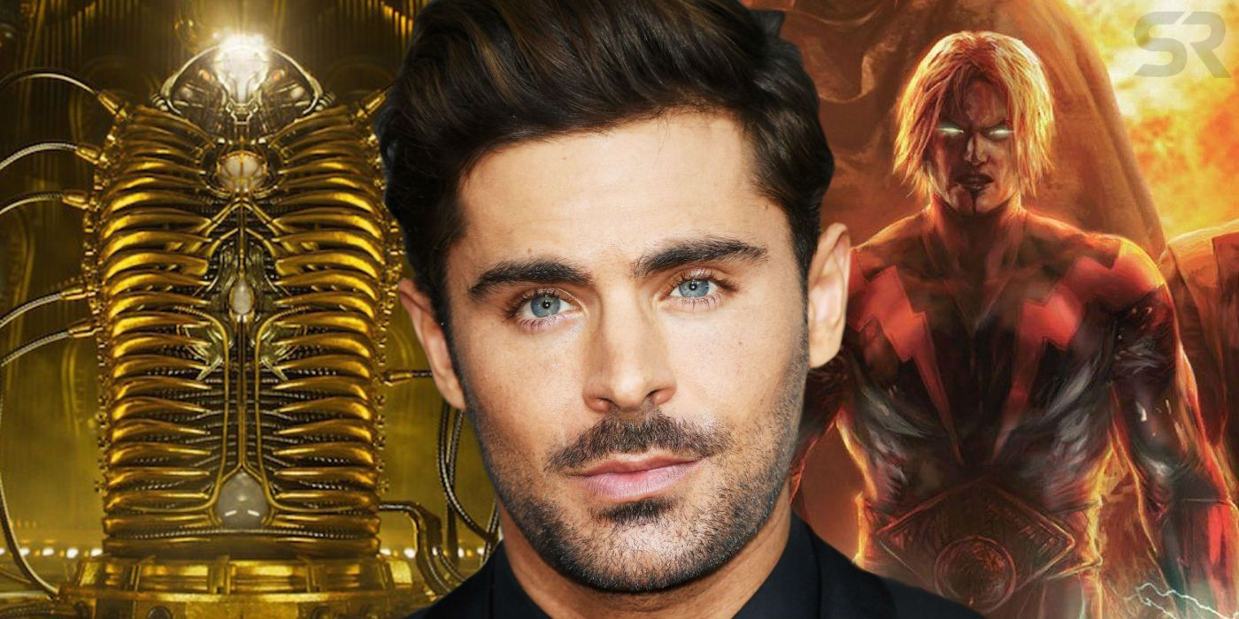 Here's What Zac Efron Could Look As The MCU's Adam Warlock