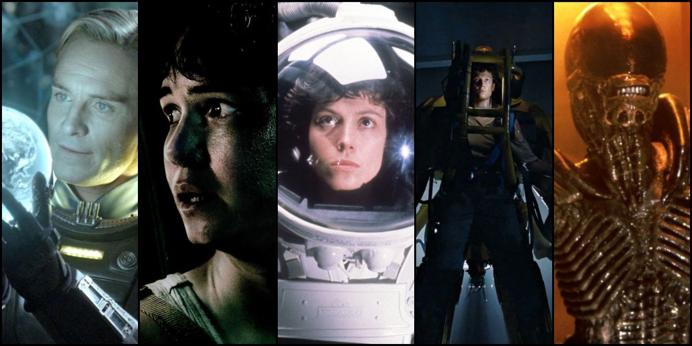Alien Movies The Best Viewing Rewatch Order Screen Rant