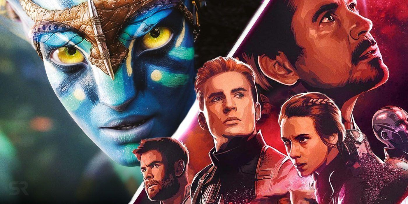 Avatar Vs Endgame