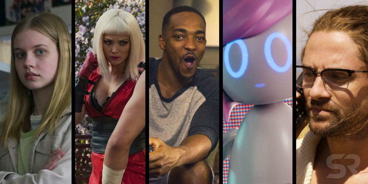 Black Mirror Season 5 Cast & Character Guide   ScreenRant