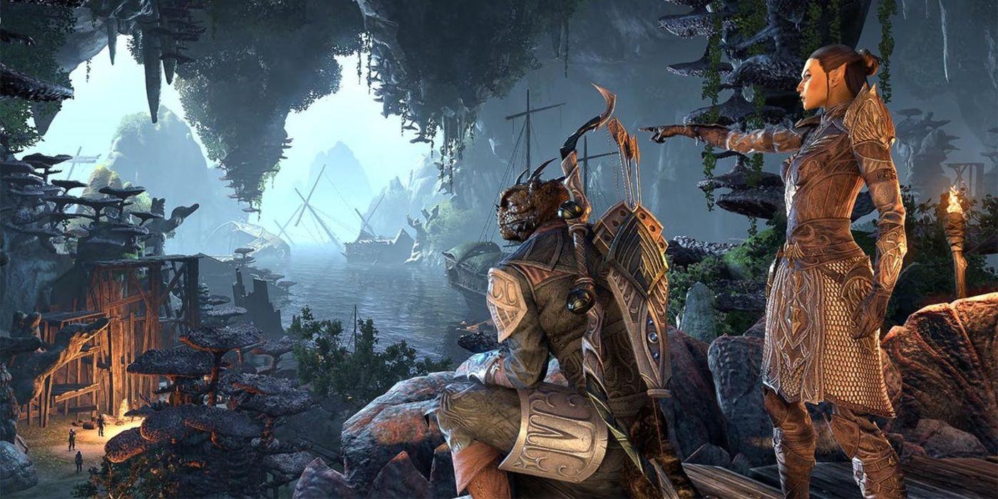Which Elder Scrolls game is the best and why? : ElderScrolls