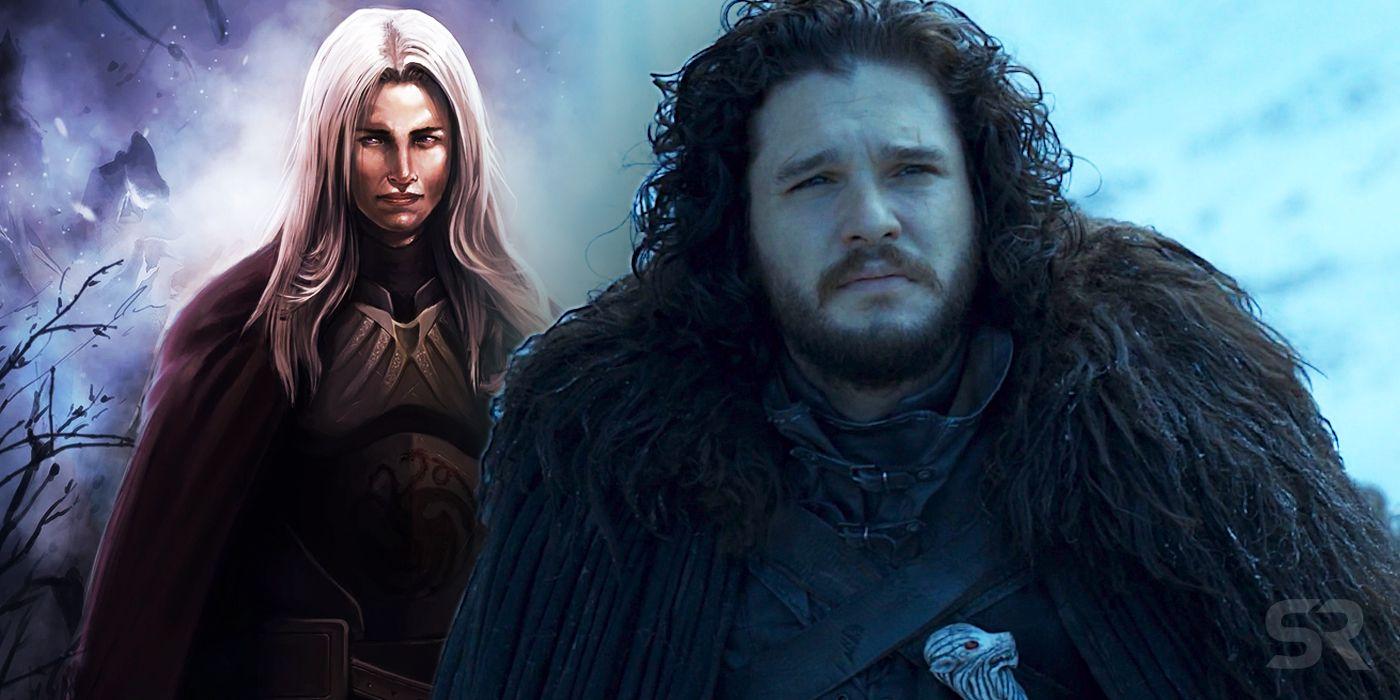 Game of Thrones: Targaryen History Proves Jon Snow Would Never Be King