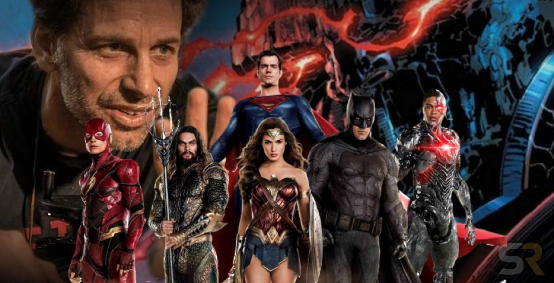 Justice League: Snyder Cut Poster Shared By Director Featuring Darkseid