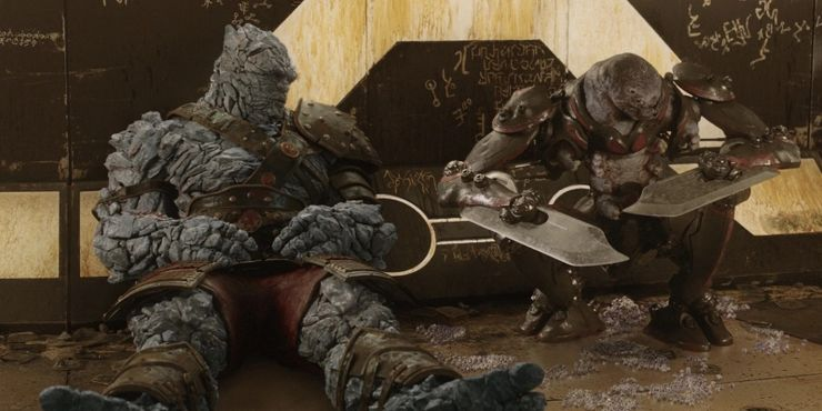 Korg S 10 Funniest Quotes In The Mcu Screenrant