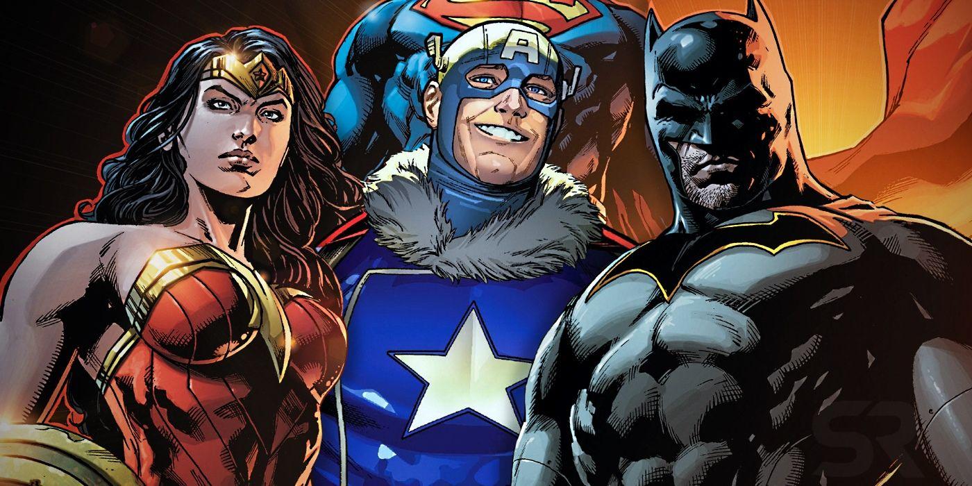 Marvel Justice League