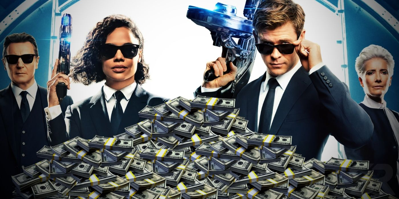 Movie Poster 2019: Men In Black: International Has The Lowest Budget Of All 4