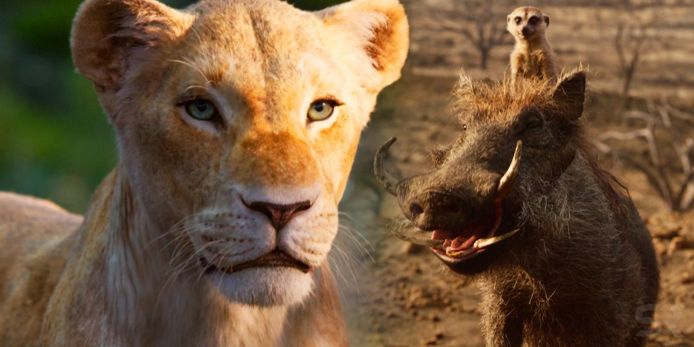 Why The Lion King's Mouth Movement Looks So Bad | ScreenRant