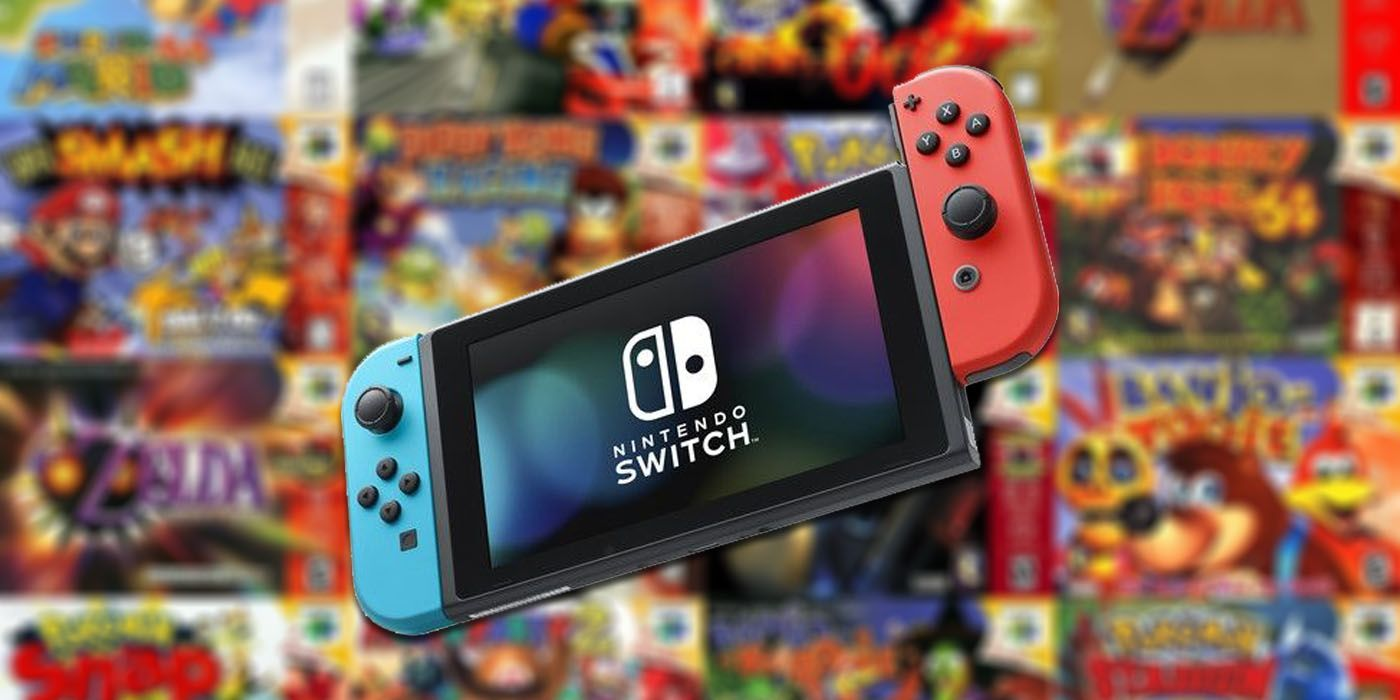 TV and Movie News New Nintendo Switch Model With Better