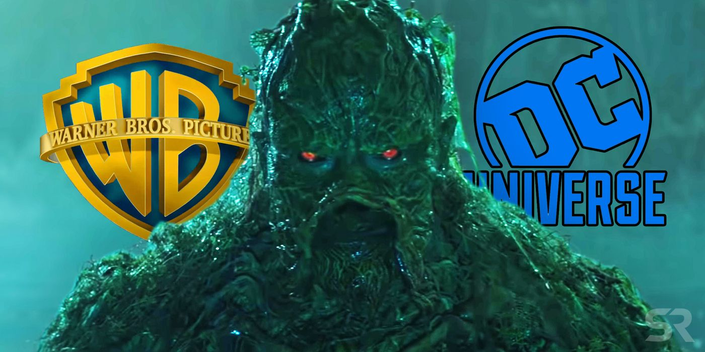 Why DC's Swamp Thing Was Cancelled After Only One Episode