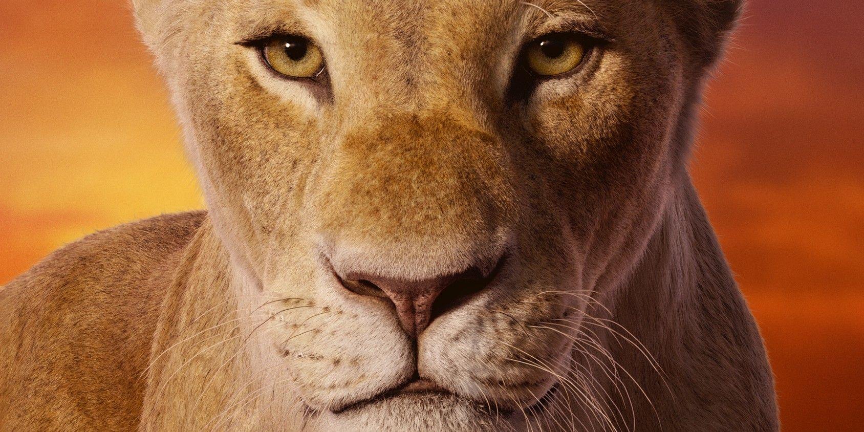 disney u0026 39 s lion king tv spot reveals footage of beyonc u00e9 u0026 39 s nala