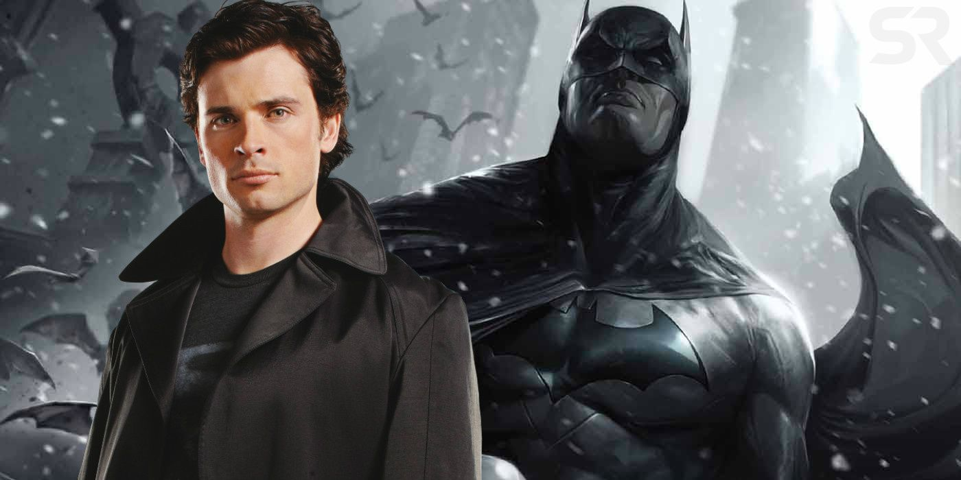 Tom Welling Would Play Batman in the Arrowverse