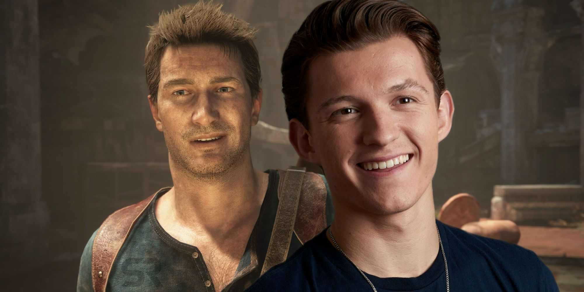 Uncharted Movie Shut Down On Tom Holland's FIRST Day Of Shooting