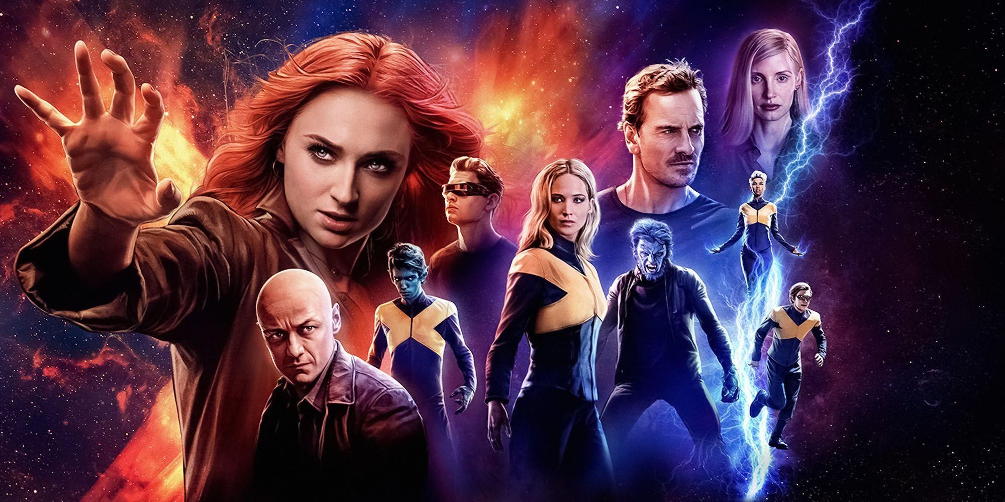 Dark Phoenix Movie Review | Screen Rant  X Men 2 Movie Wallpaper