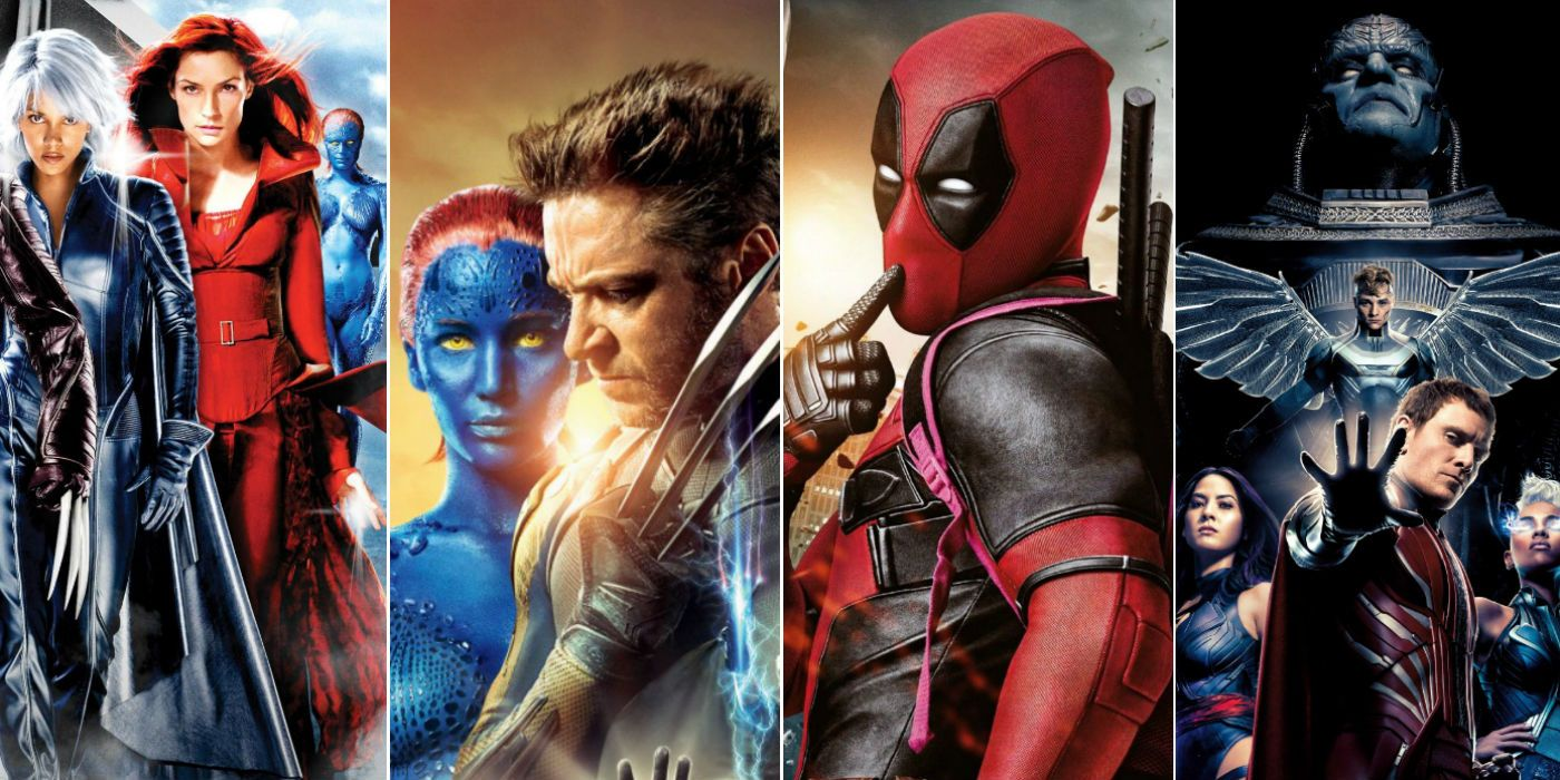 All X-Men Movies, Ranked Worst To Best, Including Dark Phoenix