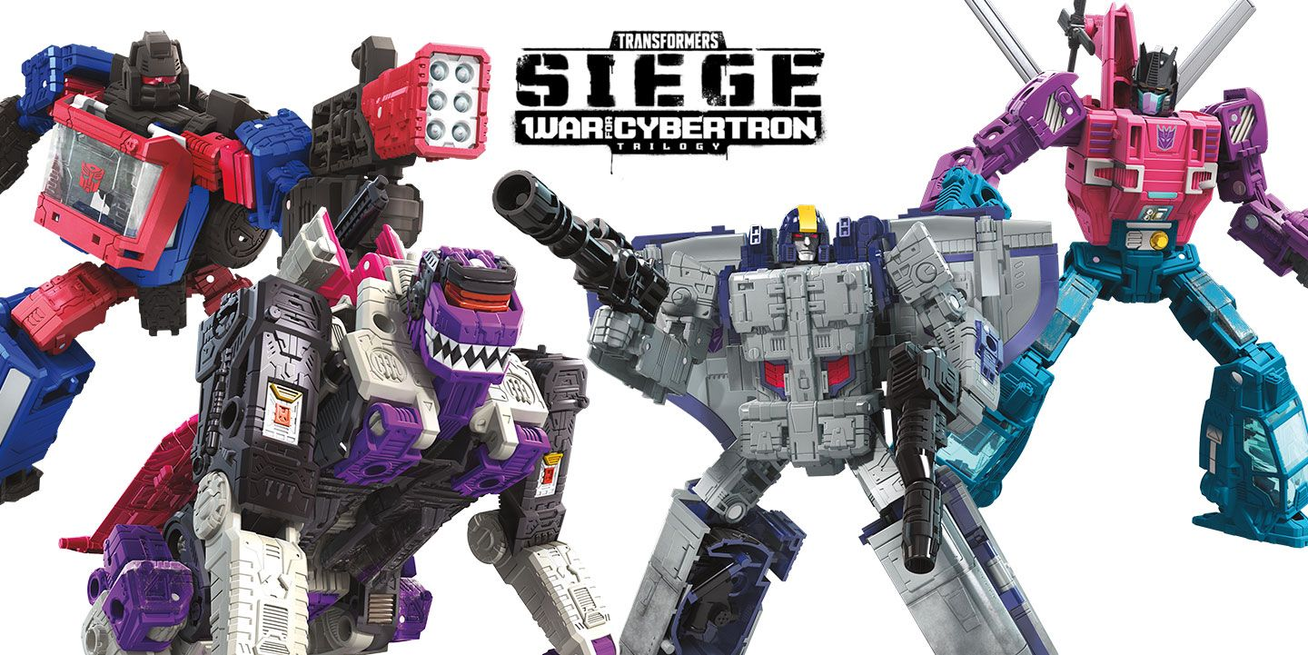 Transformers  War For Cybertron Figures Revealed