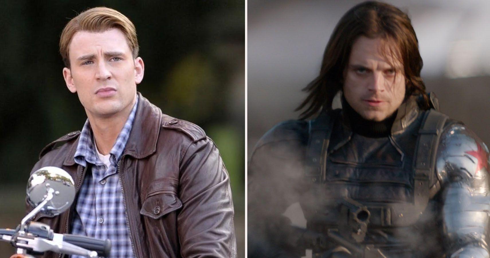 10 Best Steve & Bucky Moments in the MCU | ScreenRant