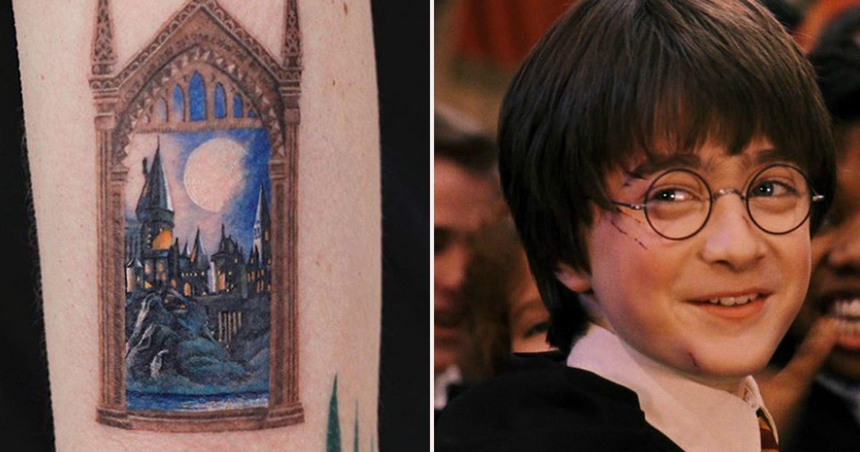 10 Harry Potter Tattoos Only True Fans Will Understand