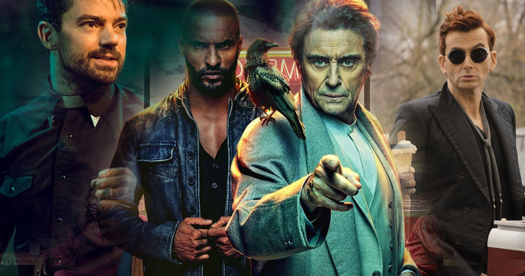 The 10 Best TV Shows If You Like American Gods | ScreenRant