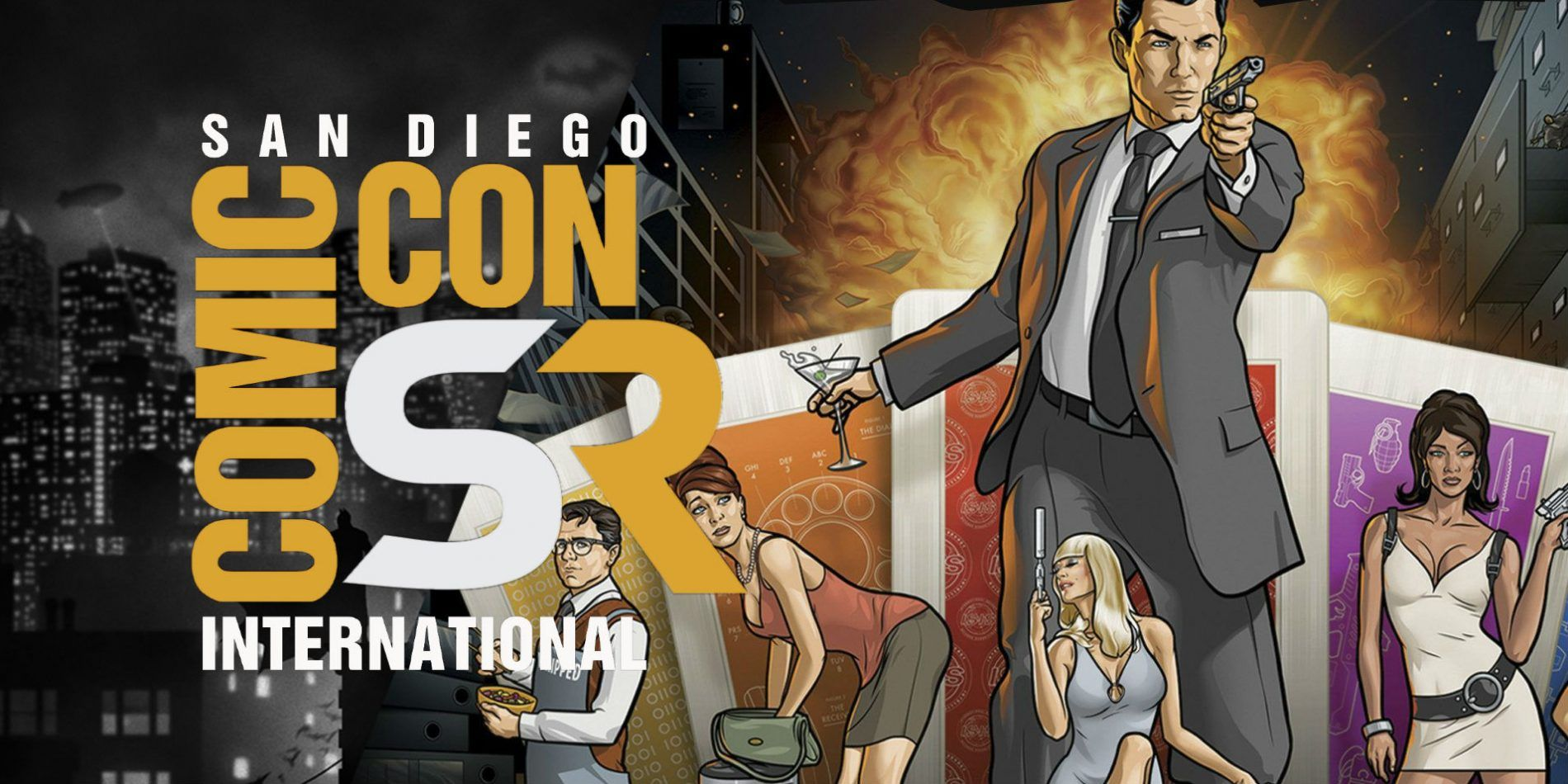 Archer Renewed For Season 11 | ScreenRant