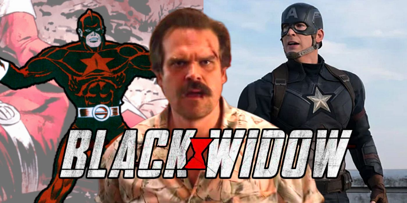 David Harbour's Black Widow Character Is The Russian Captain America
