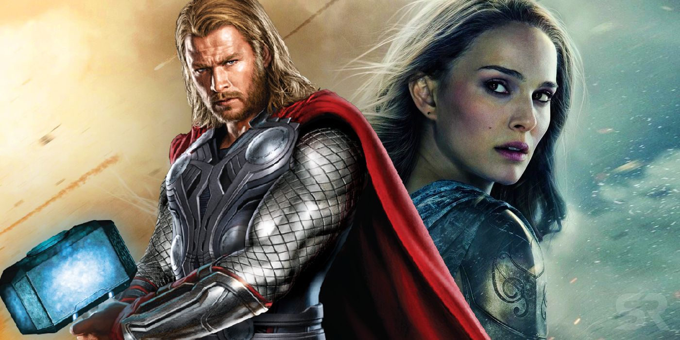 Why Natalie Portman Originally Left The Thor Movies | Screen Rant