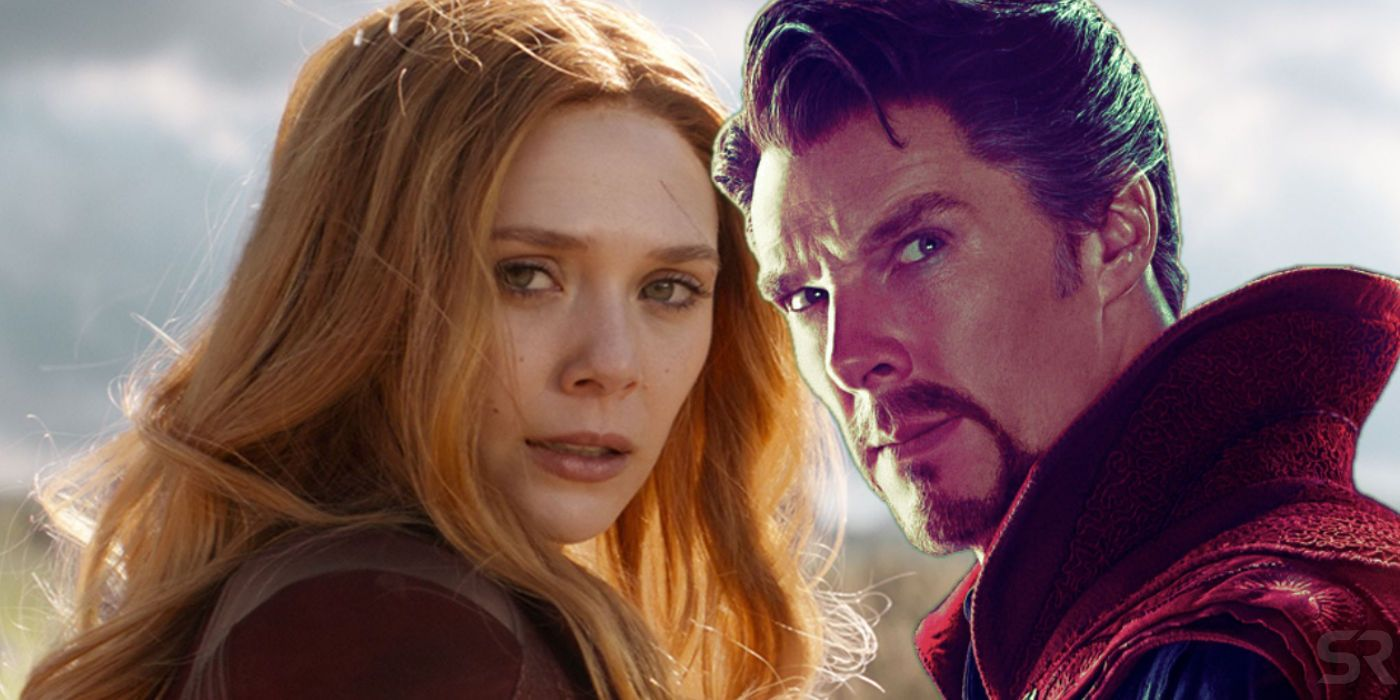Doctor Strange 2 Will Retcon Scarlet Witch (Finally)