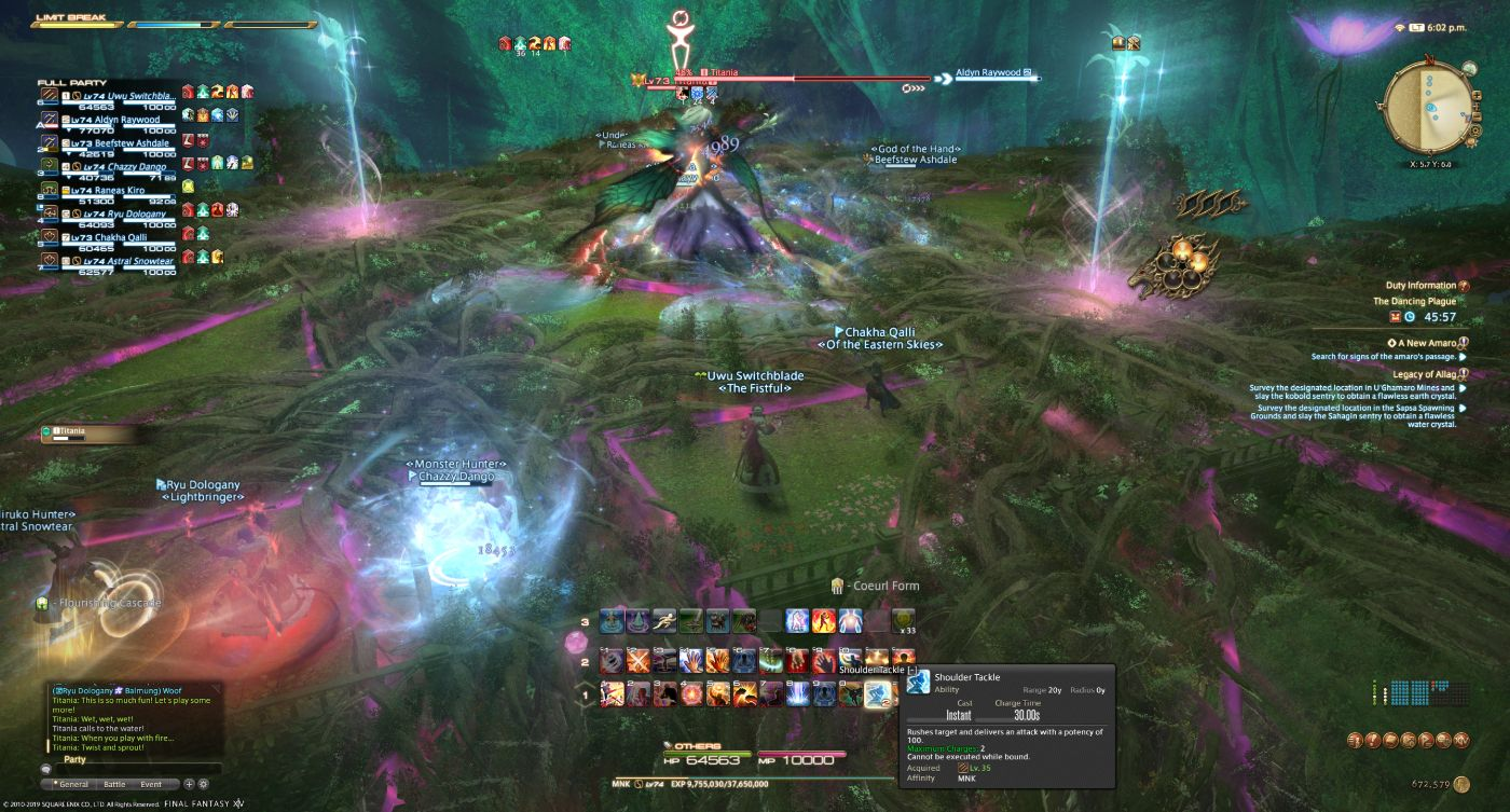TV and Movie News Final Fantasy XIV Guide: How to Beat Titania