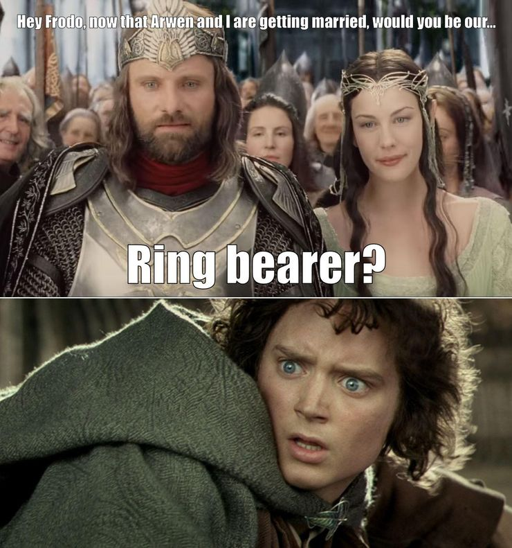 10 Hilarious Lord Of The Rings Logic Memes That Are Too Funny
