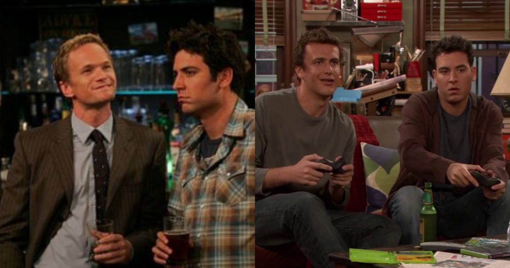 How I Met Your Mother - S 1 E 7 - Matchmaker - video dailymotion