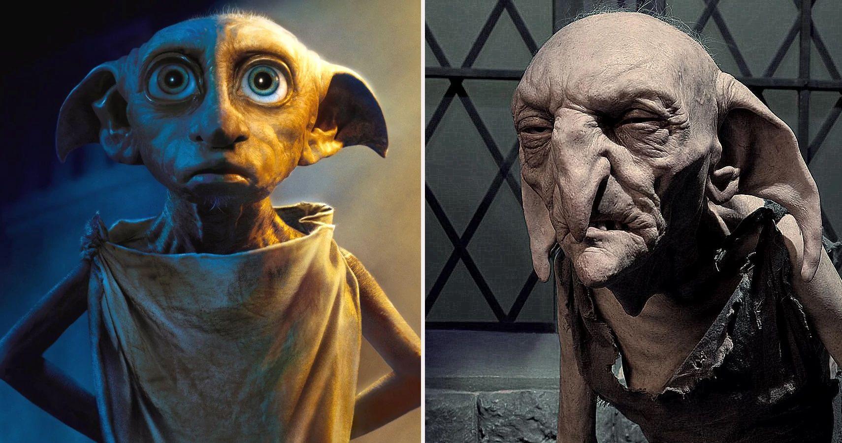 Harry Potter 10 Hidden Details About House Elves You Probably Missed