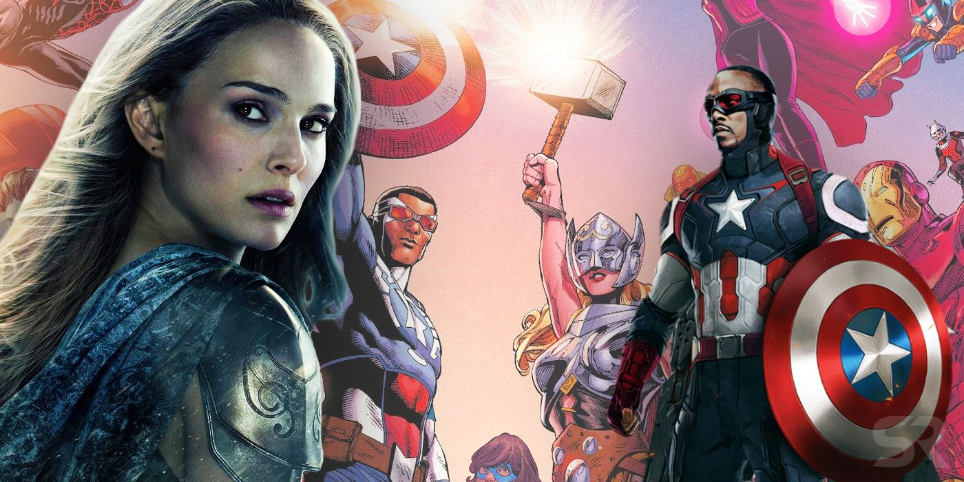 How MCU Phase 4 Can Avoid Marvel's 2010s Comics Mistakes