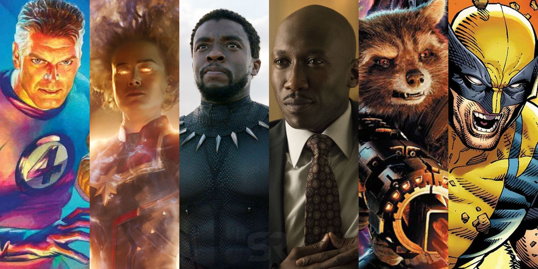 TV and Movie News Every Marvel Phase 5 Movie Confirmed