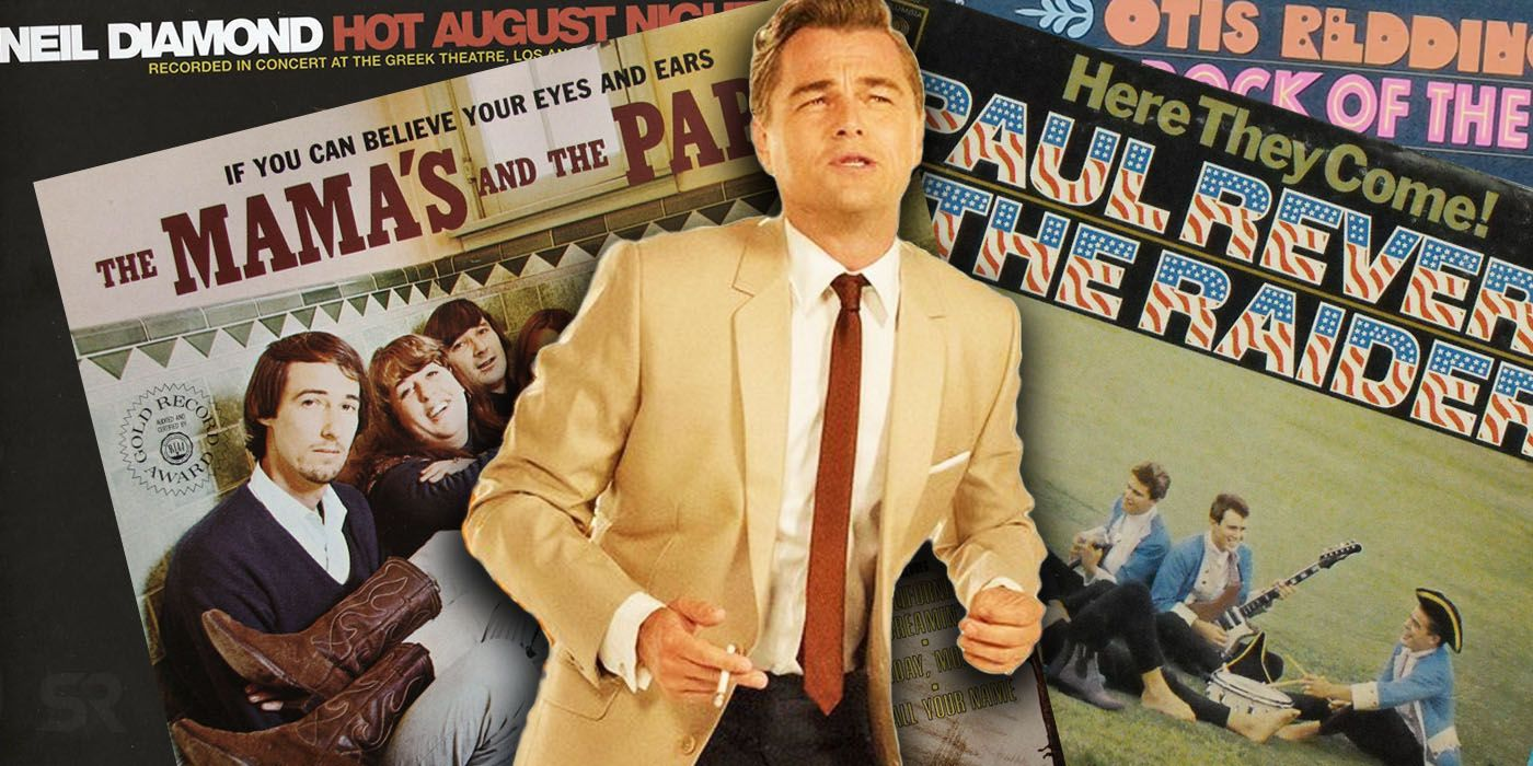 Once Upon A Time In Hollywood: Every Song In The Movie