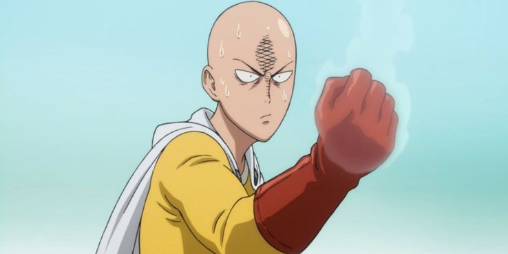 One Punch Man Episode 7 Ger Sub