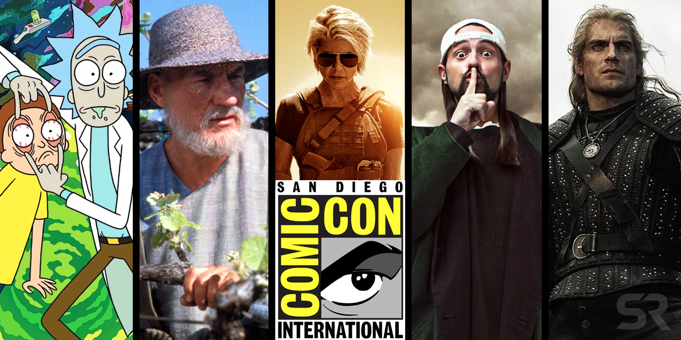 Movie Reviews And More San Diego Comic: Comic-Con 2019: All The Movie & TV Trailers To Expect At SDCC