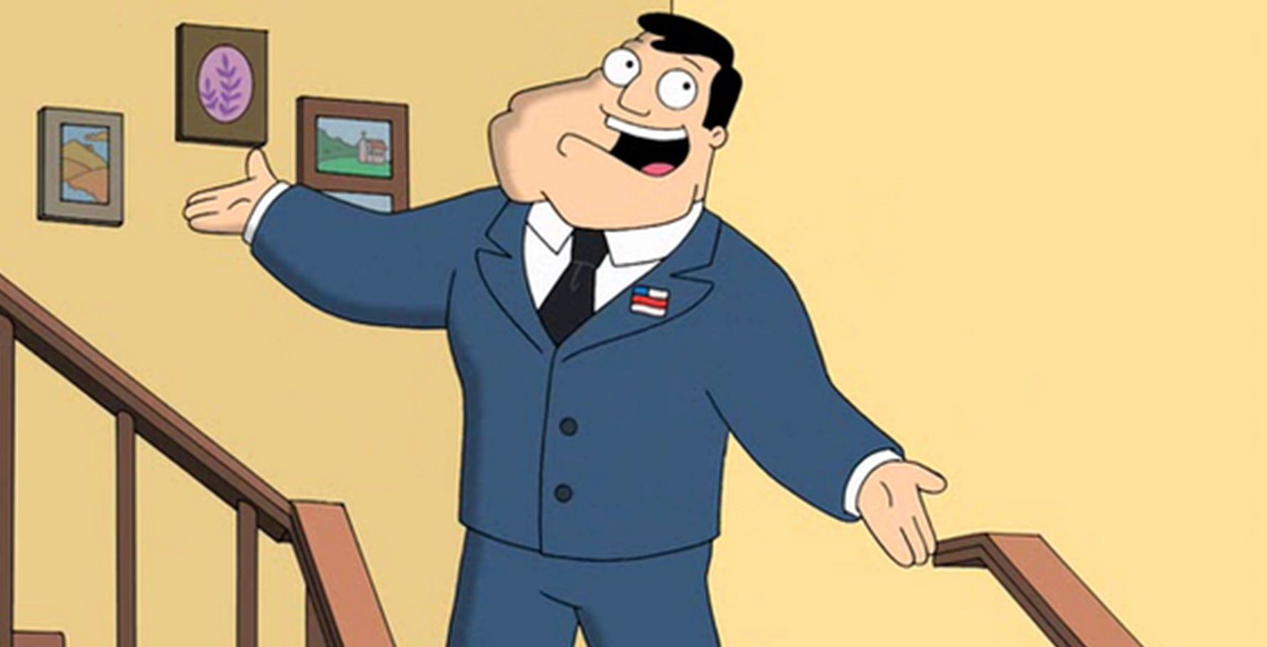 American Dad Francine Having Sex american dad!: the 10 worst things stan has ever done, ranked