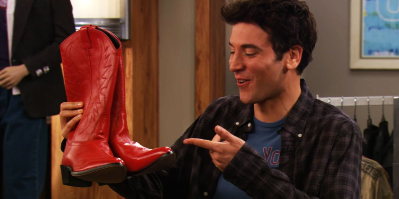 How I Met Your Mother: What Happened To Ted's Red Cowboy Boots