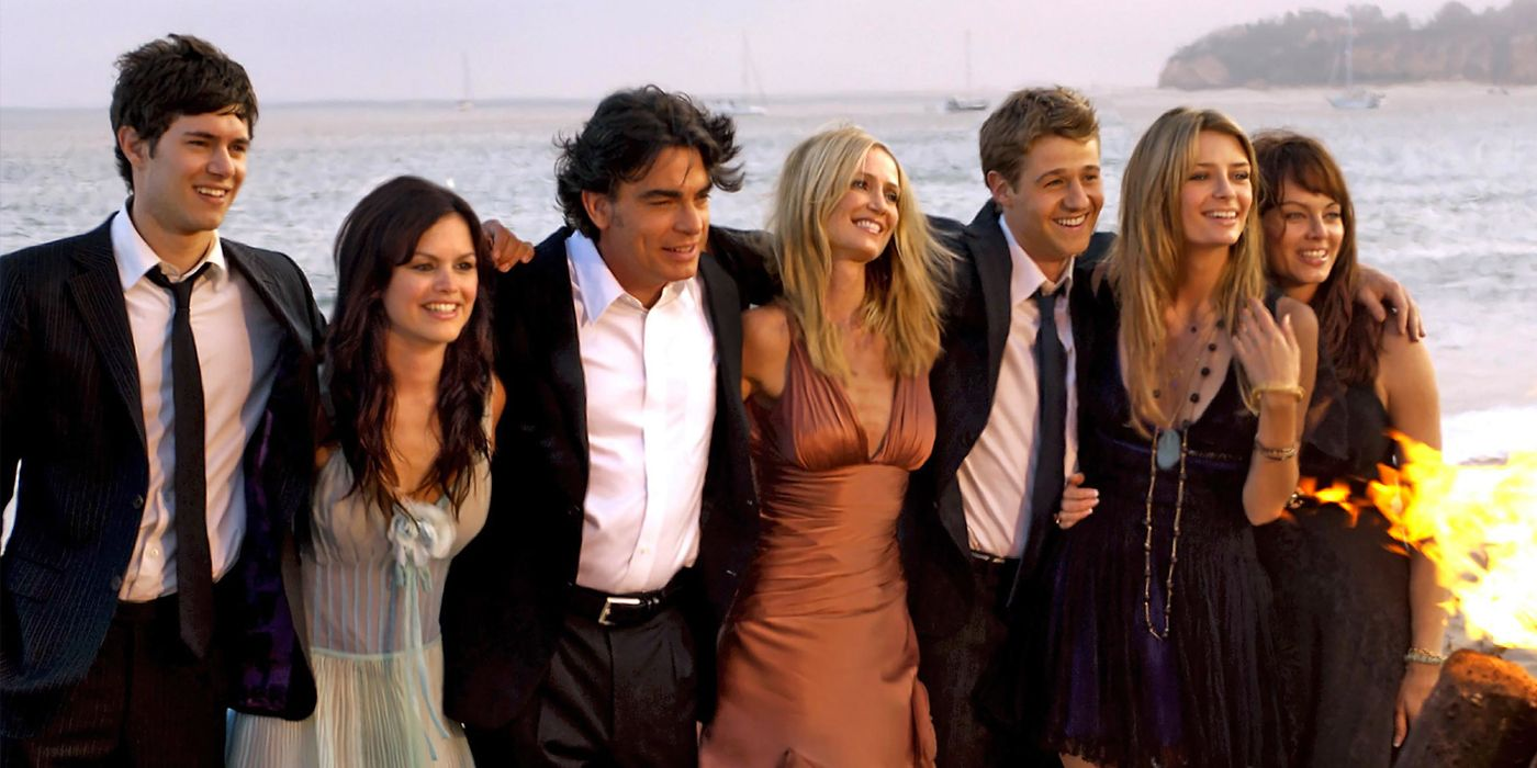 4 Seasons Group why the o.c. was cancelled after season 4 | screen rant