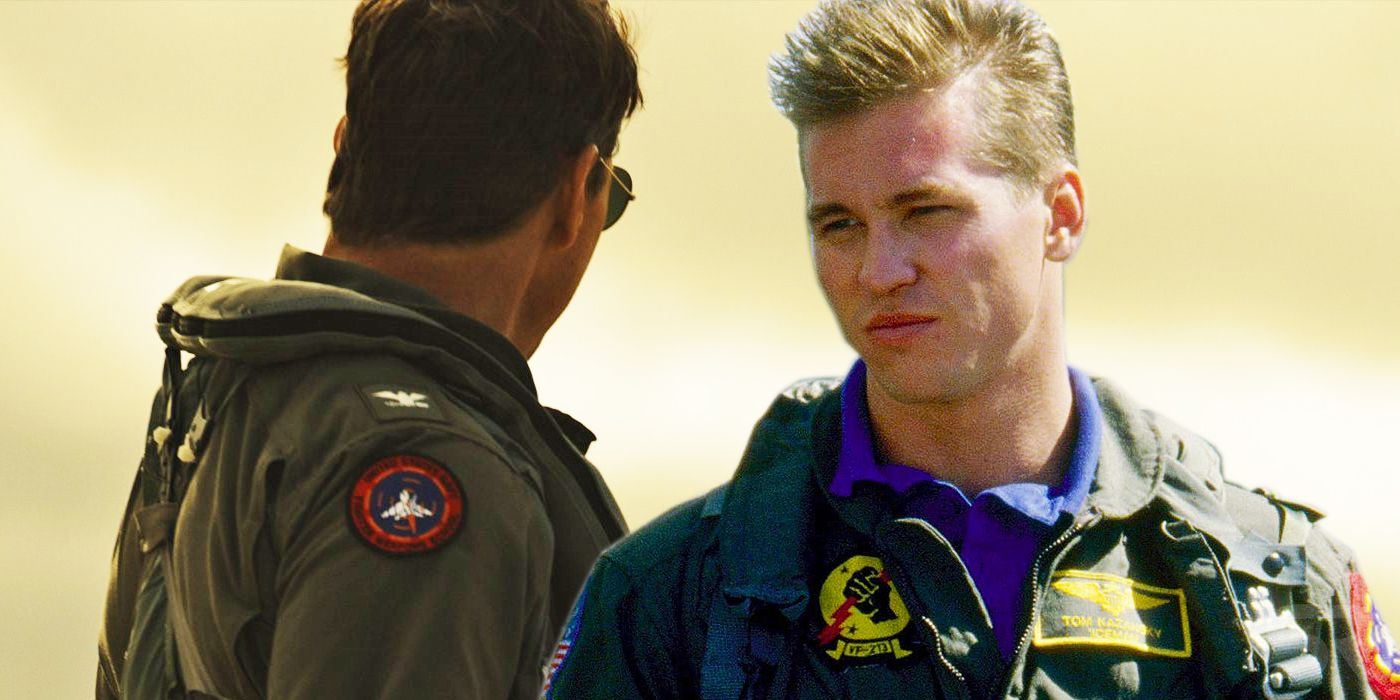 Iceman In Top Gun 2: Everything We Know About Val Kilmer's ...