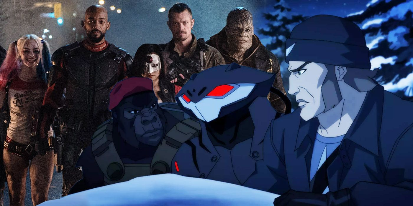 Young Justice: Outsiders Adds Its Own Suicide Squad | ScreenRant