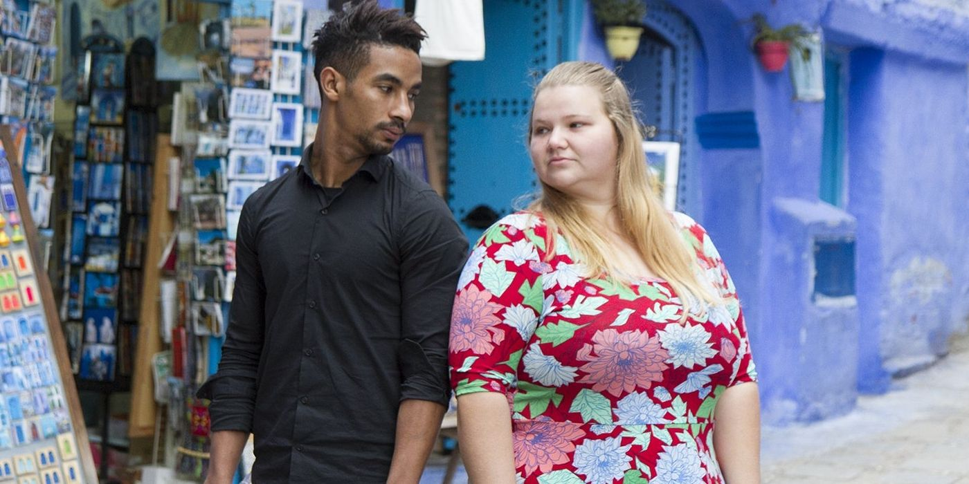 90 Day Fiancé: Nicole & Azan Aren't Skipping Return Due to Rumors