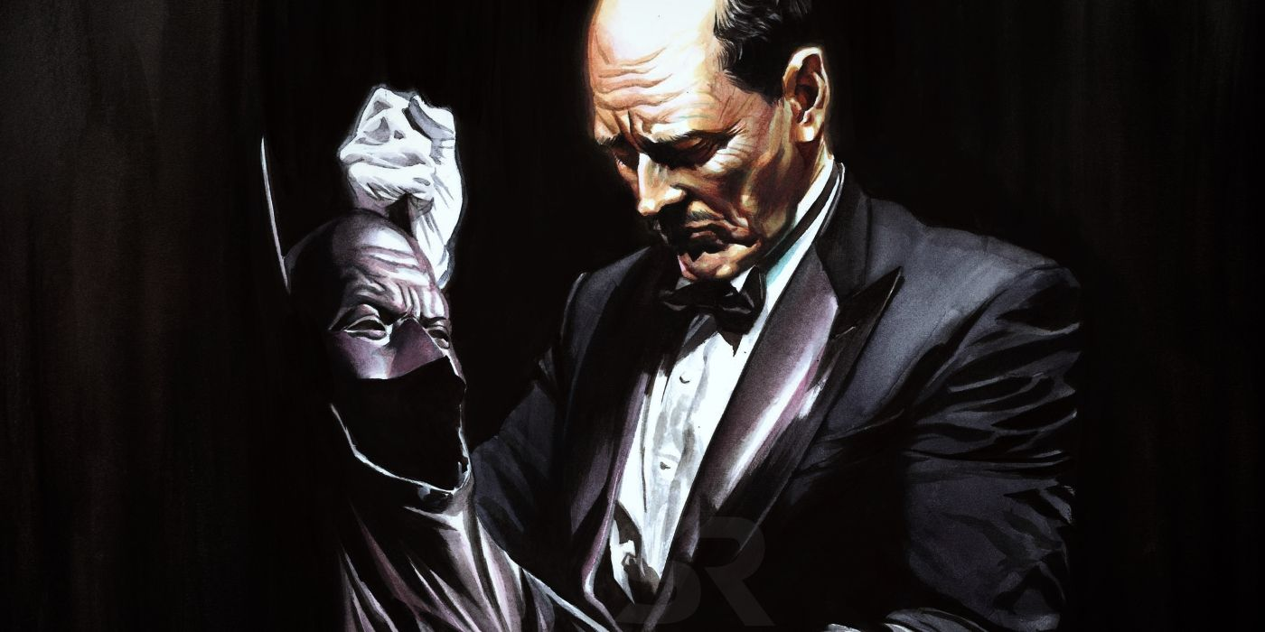 Batman Makes History With The Death of Alfred Pennyworth