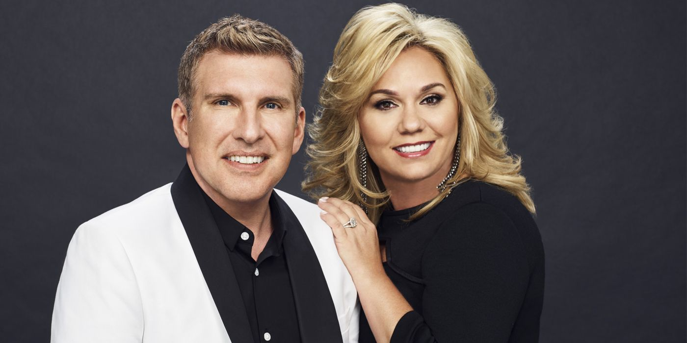 Todd Chrisley Wasn't Worried About His Financial Crimes Allegations