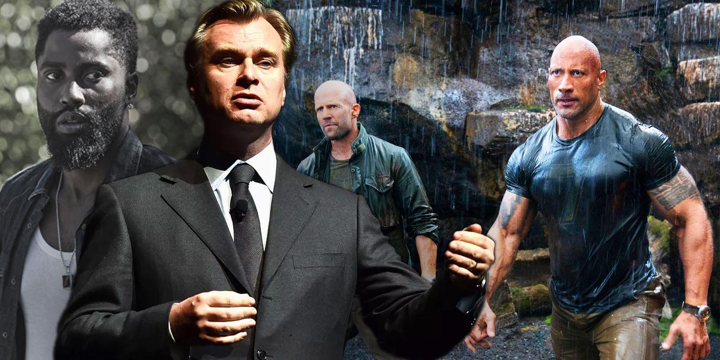 Has Christopher Nolan's Tenet Trailer Trick Backfired?