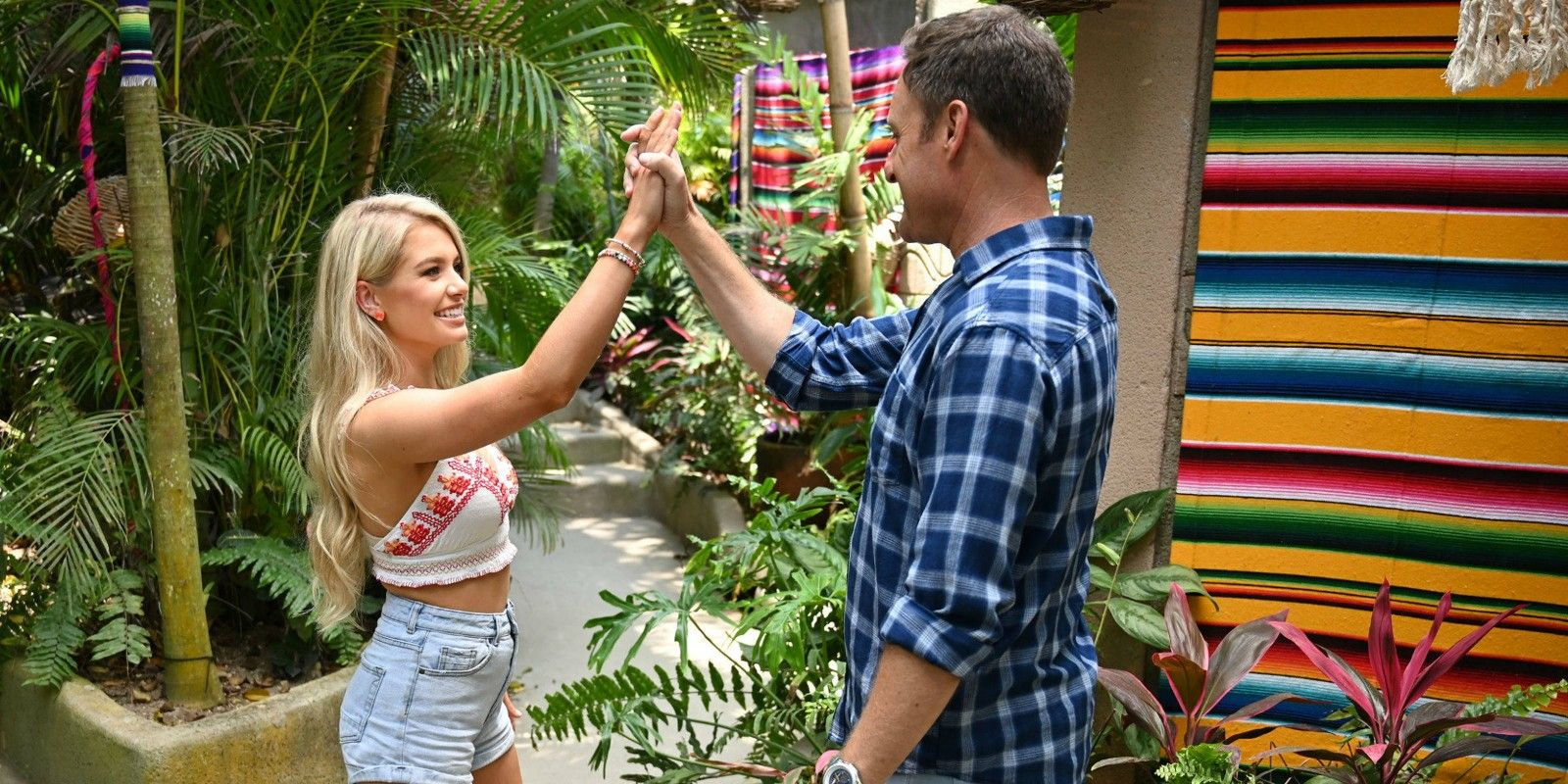 Chris Harrison On Why Bachelor in Paradise Let Demi & Kristian Stay
