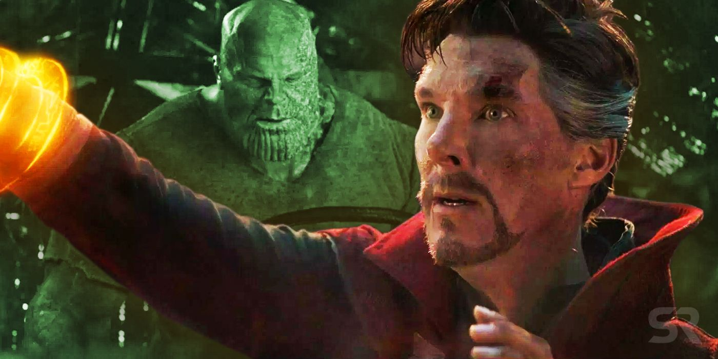 Doctor Strange S Multiverse Madness Began In Endgame Thanks To Thanos