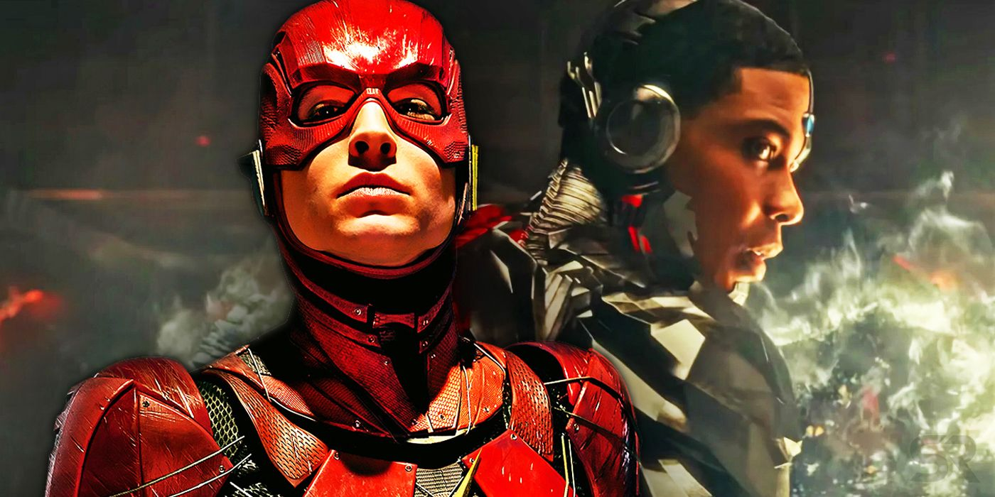 Ray Fisher Confirms WB Has Removed Cyborg (& Him) from The Flash Movie
