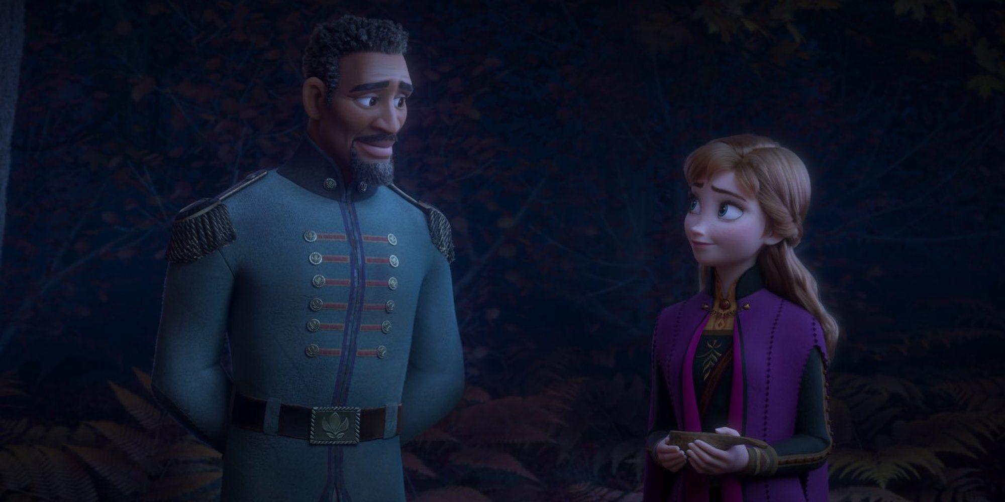 Frozen 2: Evan Rachel Wood & Sterling K. Brown Join Cast