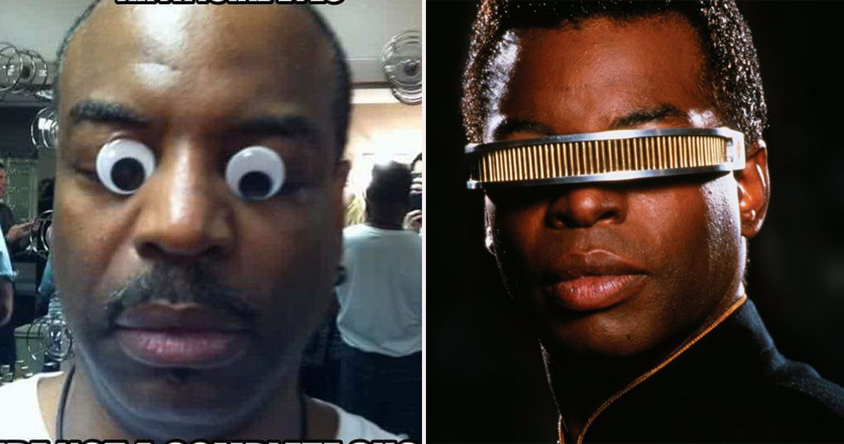 Star Trek: 10 Geordi Logic Memes That Are True And Hilarious